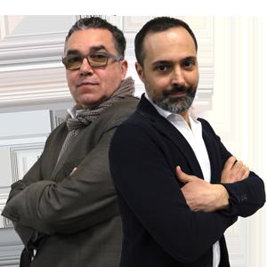 Maurizio e Fabio