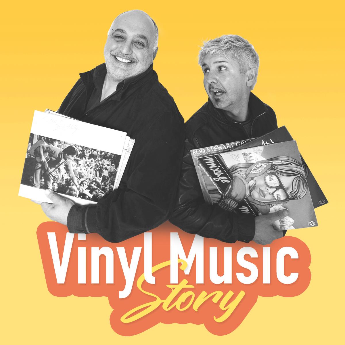 Vinyl Music Story