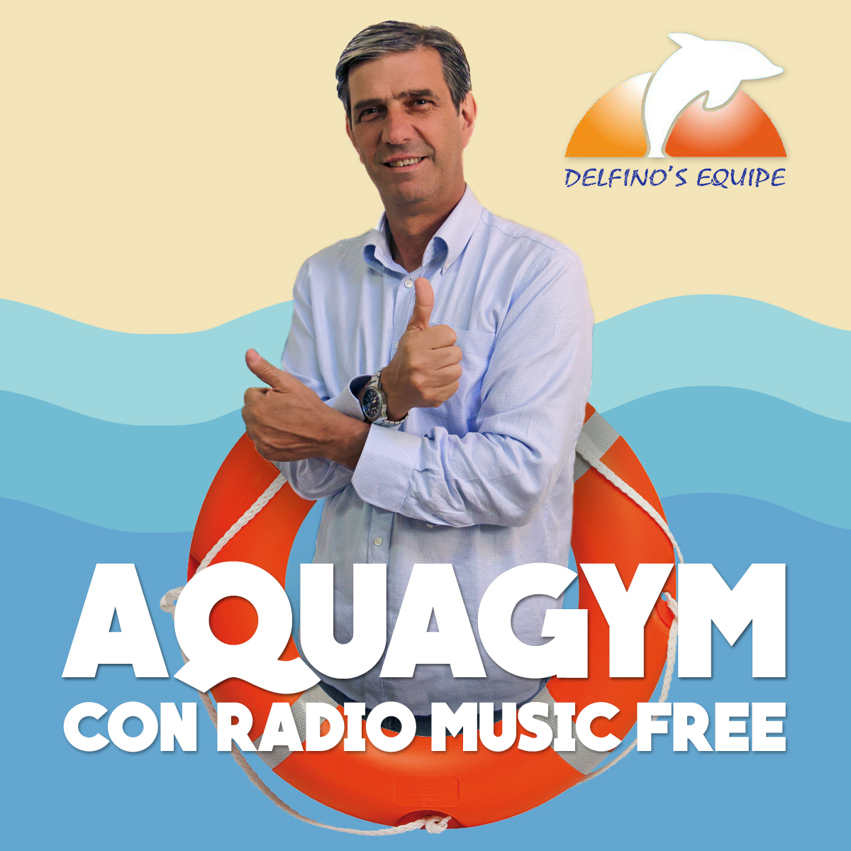 Aquagym con Radio Music Free