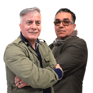 Roberto e Maurizio Bella Sarai