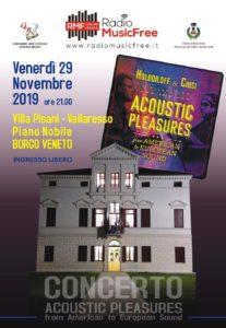 Acoustic Pleasures 2019